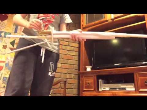 Paper bolt action rifle