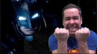 First Batman v Superman Teaser Trailer - Review