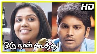 Oru Naal Koothu Tamil movie   scenes   Riythvika's marriage called off   Nivetha gets proposal