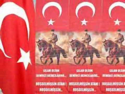 Denizli Cumhuriyet Mitingi - Horoz Hop Diri Gelive