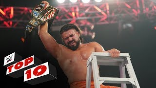 Top 10 Raw moments: WWE Top 10, Jan. 20, 2020