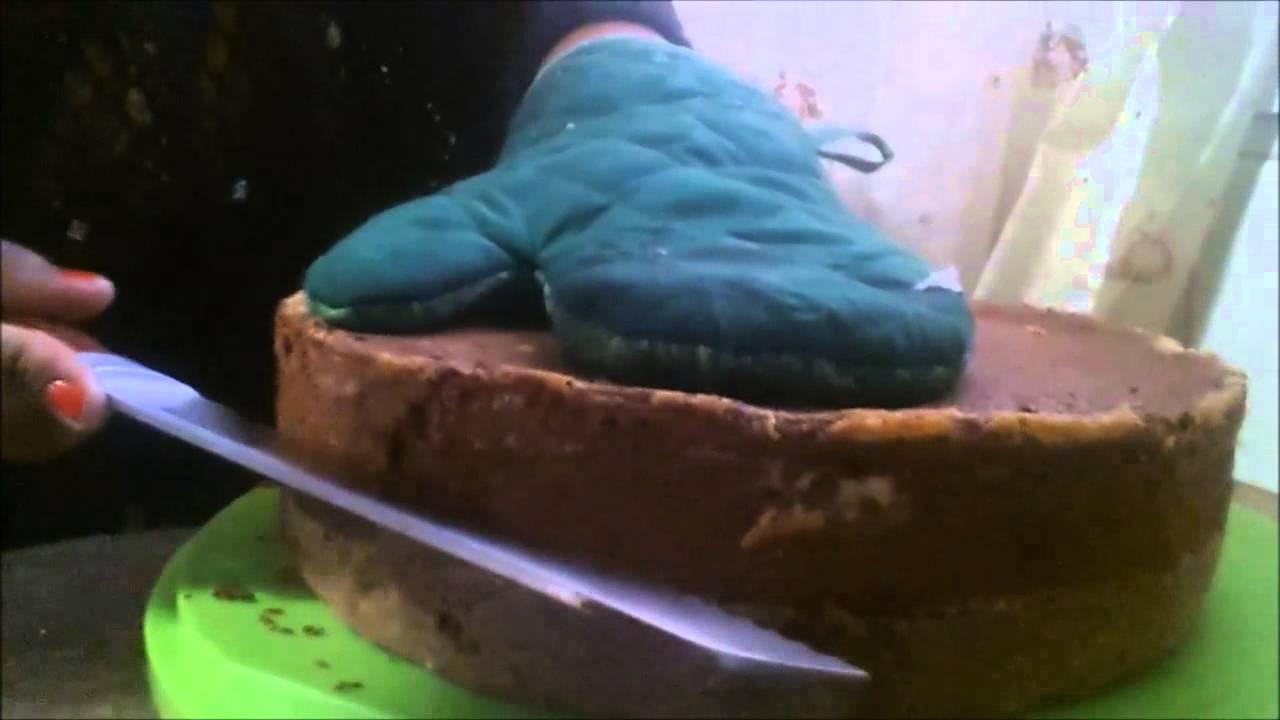 Torta de manteiga de amendoim | Pequenada
