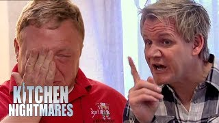 Download Owner Breaks Down Into TEARS After Gordon Rips Into His Restaurant | Kitchen Nightmares Mp3 and Videos
