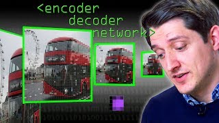 Encoder Decoder Network - Computerphile