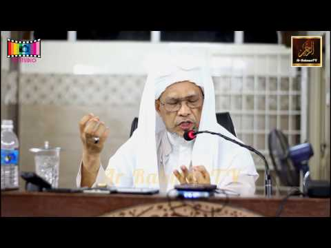 Baba Ismail Sepanjang Al-Fatoni - Ta'aluk Sifat Qudrat, Iradat & Ilmu Allah S.W.T.