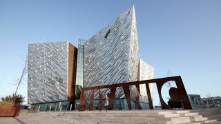 Video Titanic Belfast Visitor Centre and Titanic Hotel download MP3, 3GP, MP4, WEBM, AVI, FLV Juni 2018