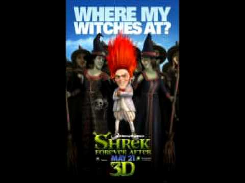 Mike Simpson - Rumpel`s Party Palace (OST Shrek Forever Ffter) Party of Witches