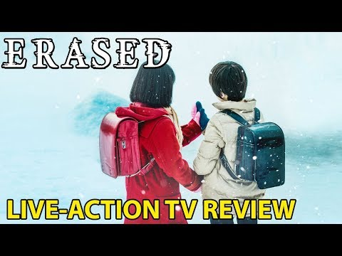 ERASED (Boku dake ga Inai Machi) Live-action TV Series Review
