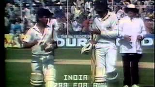 Video *RARE* 1987 WORLD CUP - INDIA v AUSTRALIA -  MATCH 15 HIGHLIGHTS download MP3, 3GP, MP4, WEBM, AVI, FLV Januari 2018