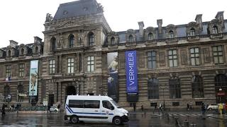 """فرنسا: منفذ اعتداء اللوفر يؤكد أنه تحرك بمفرده دون إيعاز من تنظيم """"الدولة الإسلامية"""""""