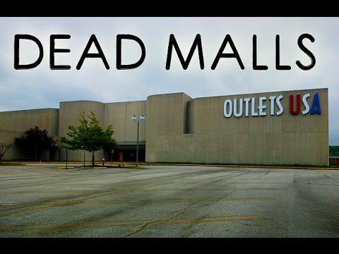 DEAD ABANDONED MALLS - The Mega Mall Episode on VHS | Abandoned Cleveland