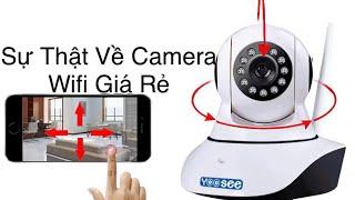 Đánh Giá Sự Thật Về Camera Wifi Yoosee 3 Râu Giá Rẻ