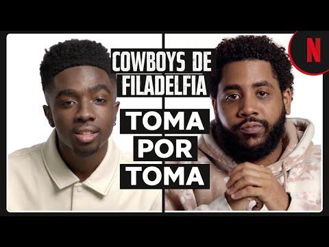 Así se hizo Cowboys de Filadelfia   Toma por toma