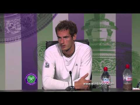 Andy Murray retires from tennis - Shock press conference