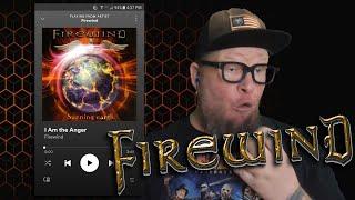 Baixar FIREWIND - I Am the Anger (First Listen)