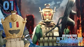 Shin Megami Tensei: Strange Journey Redux - Episode 1『Schwarzwelt』