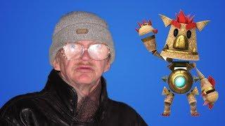 Старик поиграл в Knack на PS4. Впечатления.
