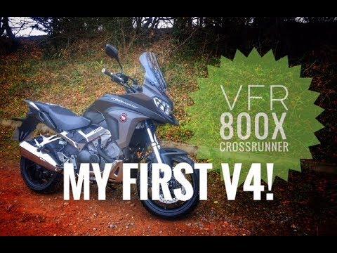 2018 Honda VFR800X Crossrunner Review