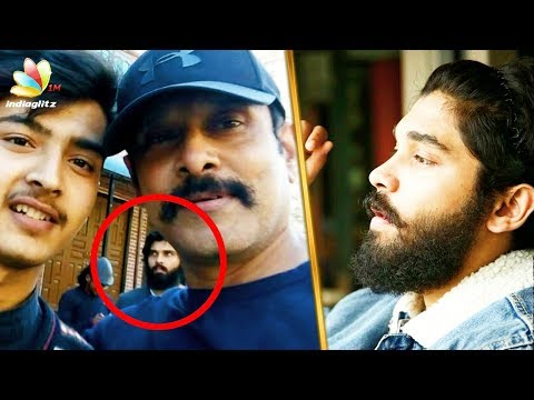 Chiyaan Vikram unveils son Dhruv's look for Arjun Reddy remake | Bala | Varma Movie