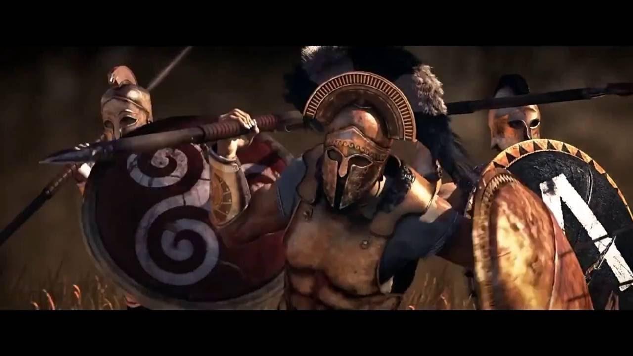 Sparta World Of Empires