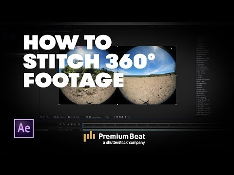 How to Stitch 360° Footage | PremiumBeat.com Mp3