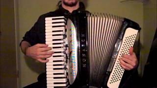 Modest Mouse - Interlude (Milo) [accordion cover]