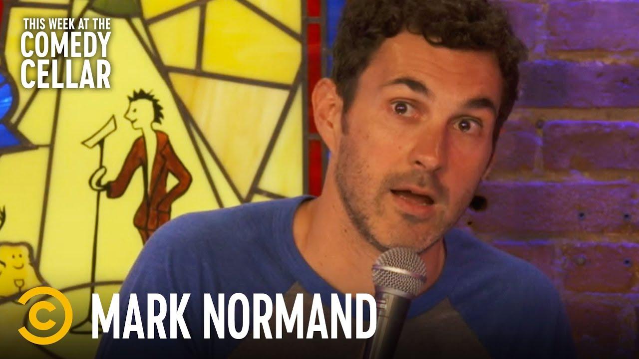 Society's Rules About Boobs Make No Sense - Mark Normand