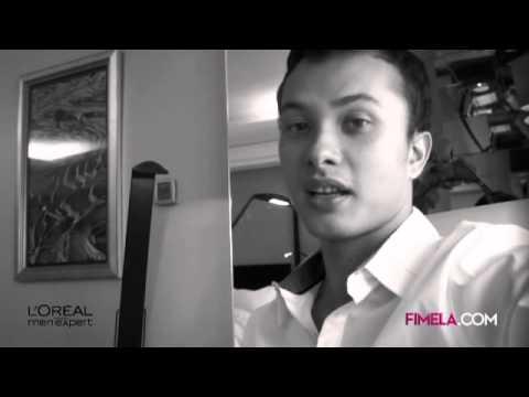 Nicholas Saputra for L'Oreal Men Expert