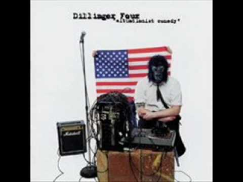 dillinger four i was born on a pirate ship hold your tounge