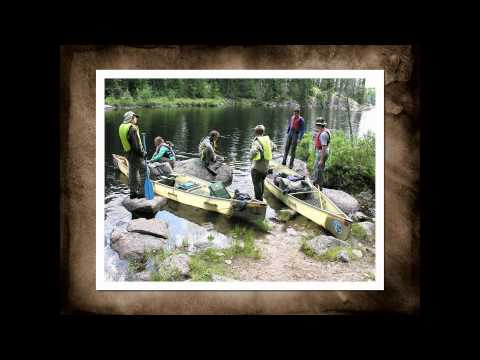 2008 Northern Tier Canoe Expedition