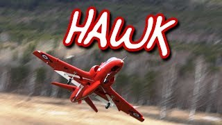 WINDSHEAR!!! - Freewing Hawk (70mm EDF)