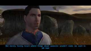 Let's Play Star Wars: Knights of the Old Republic Part 32: Dantooine Sidequests (2/4)