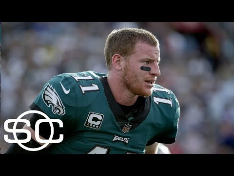 Carson Wentz brings intangibles that Philadelphia Eagles will miss  SportsCenter  ESPN