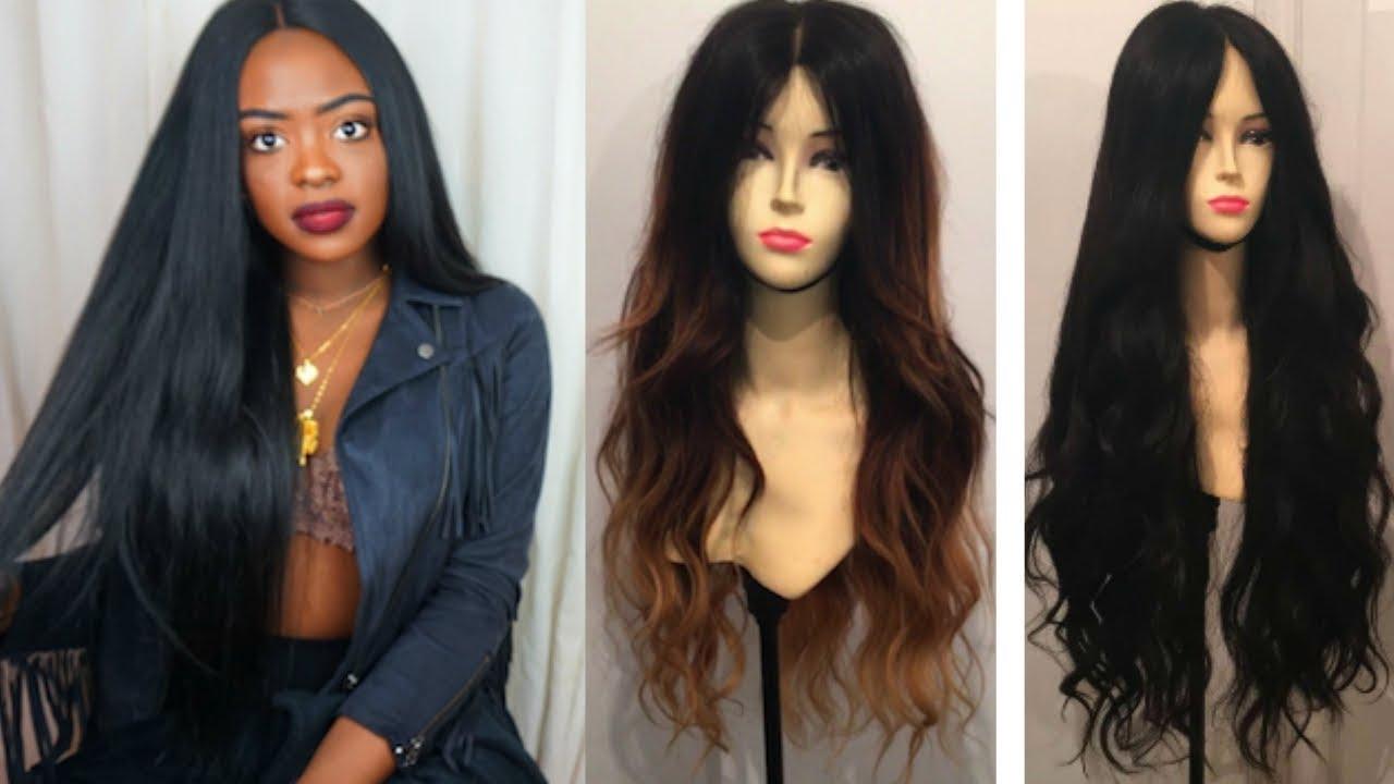 My Custom Wig Service Explained Wig Sale Faq Youtube