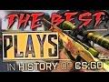 CS:GO | THE BEST PRO AWP PLAYS! (+ INSANE DEAGS, LUCKIEST SHOTS, ESL MONTAGE)