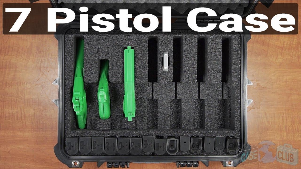 7 Pistol Case - Video