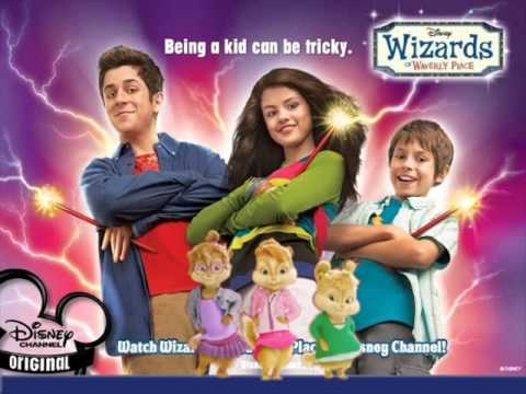 The chipettes  Selena gomez everything is not what it seems
