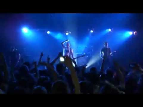 """Peter Hook And The Light """"She's Lost Control"""" @ Milk, Moscow 2nd March 2012"""