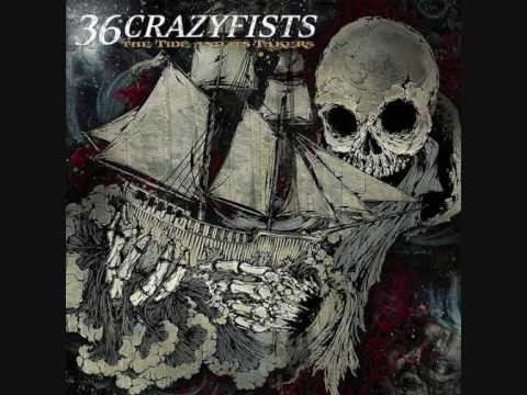 36 Crazyfists - The Tide and its Takers