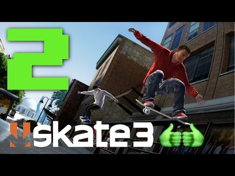 Skate 3, Part 2: The Bad News Pooj
