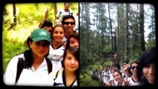 Parque Nacional El Chico y Mineral del Monte Segundo Tres Vespertino EPOAN 1