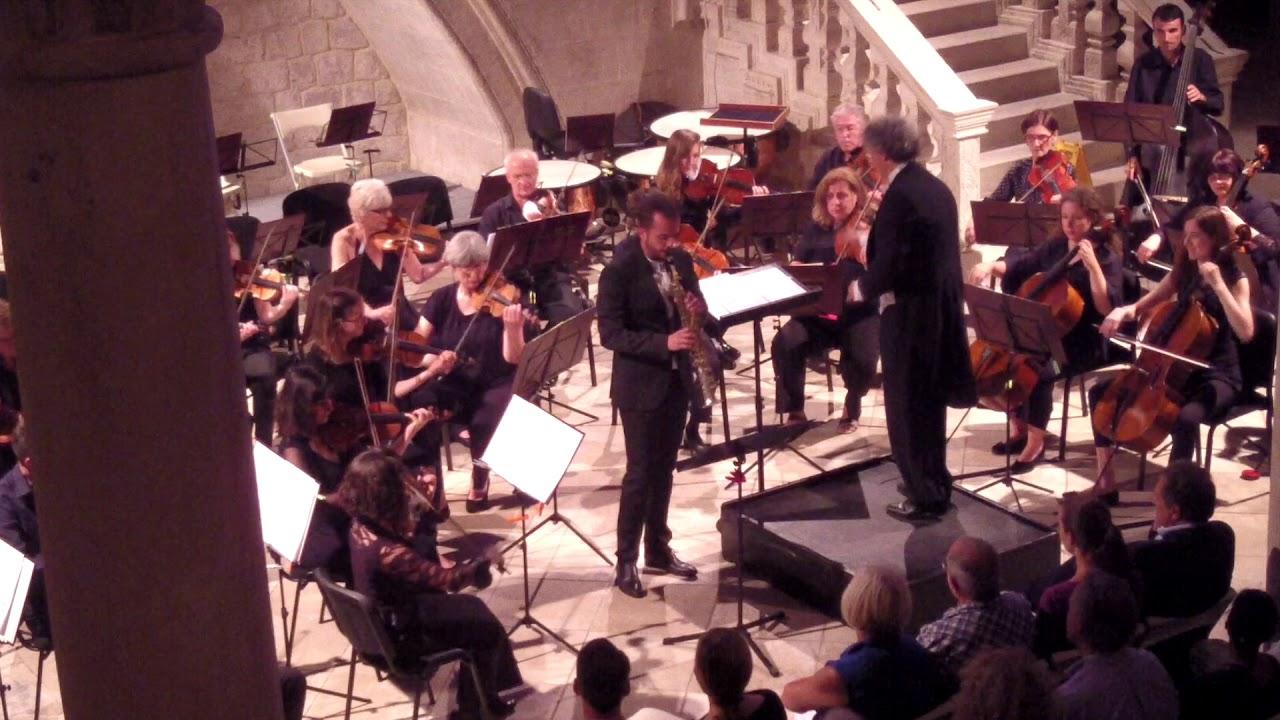 Vitali Chaconne - Antonio García Jorge, Aldo Sisilo & Dubrovnik Symphony Orchestra