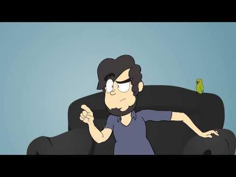 Jontron Animated Short - Poop Rat