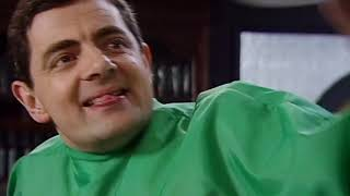 Would you let Mr Bean Cut Your Hair? | Funny Clips | Mr Bean Official