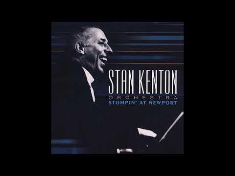 Stan Kenton  - Stompin' At Newport ( Full Album )