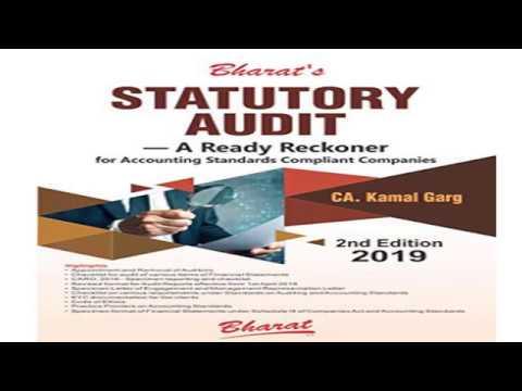Statutory Audit  - Ready Reckoner 2019-20
