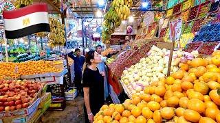 Базар в Египте ОЧЕНЬ НИЗКИЕ ЦЕНЫ Фруктовый рынок в Хургаде Тут должен побывать каждый турист