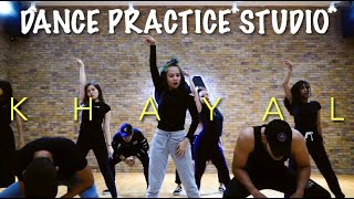 STACY - KHAYAL [Dance Practice Video]
