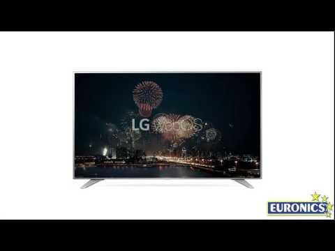 LG   Smart TV LED 4K HDR   55UH650V
