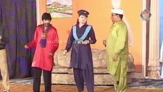 Raffu Chakkar Pakistani Stage Drama Full Comedy Show